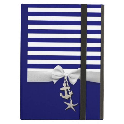 Nautical blue stripe white ribbon & charms graphic iPad case Yes I can say you are on right site we just collected best shopping store that haveShopping          Nautical blue stripe white ribbon & charms graphic iPad case please follow the link to see fully reviews...