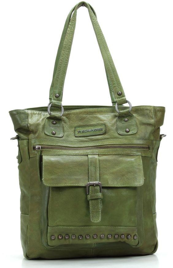 Taschendieb wien shopper leder 40 cm td00116 designer - Wardow handtaschen ...