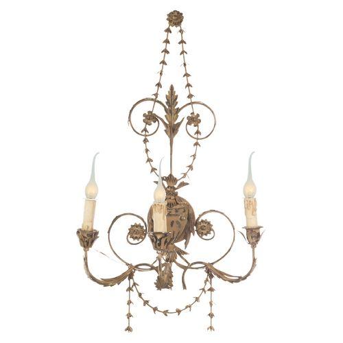 Aidan Gray Home Antique Brown Sconce | *WL232 | Destination Lighting