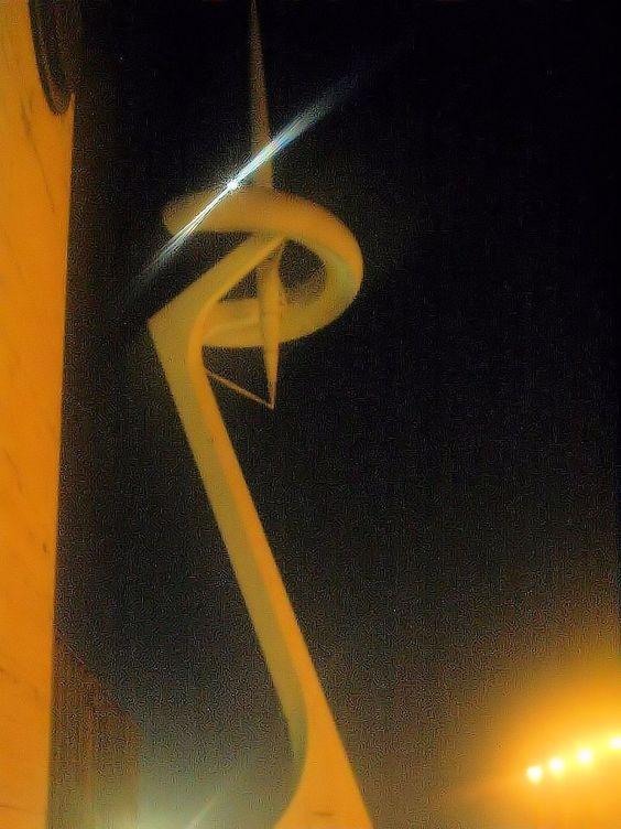 Antena telefonica Palau Sant Jordi