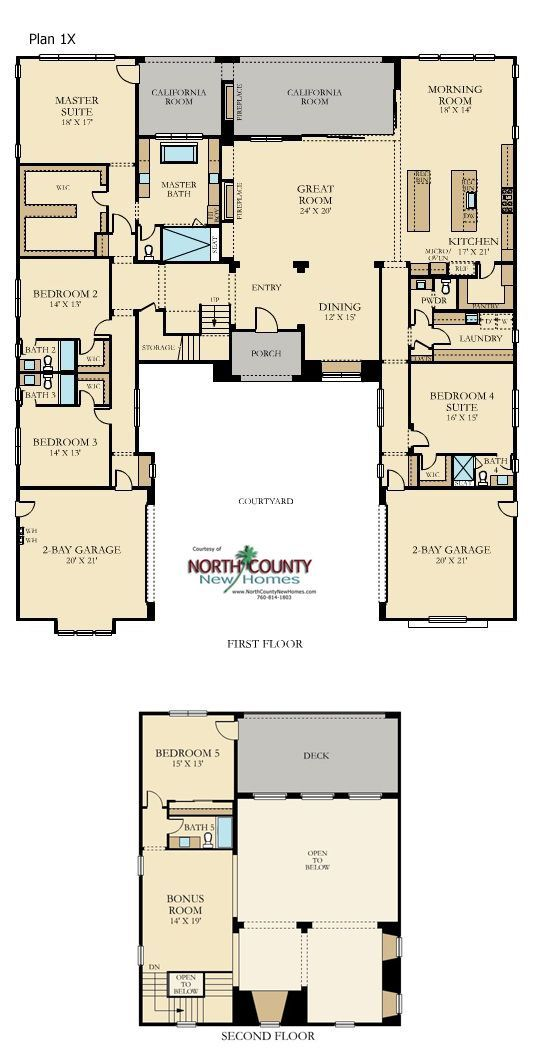 Pin By Hurricane Tyler On Floor Plans Multigenerational House Plans Family House Plans My House Plans