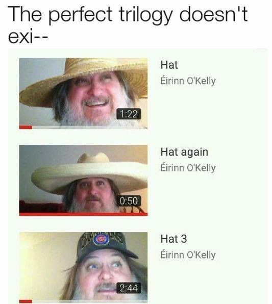 And That Is What You Call A Hat Trick Worklad Really Funny Memes Funny Relatable Memes Stupid Funny Memes