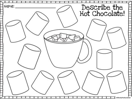 polar express coloring pages kindergarten - photo#14