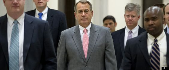 John Boehner: Republicans Will File Civil Lawsuit Over Fast And Furious