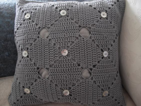 Cushion Cover Pattern Idea