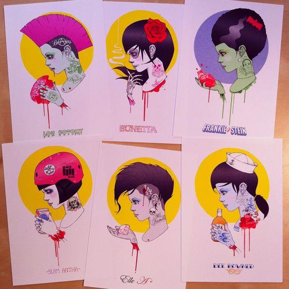 Dead-Girls-Series