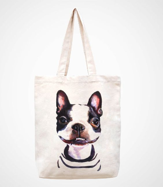 Hey, I found this really awesome Etsy listing at https://www.etsy.com/listing/173608665/the-dog-handmade-bagcanvas-bagtote