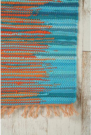 2x3 bright rag rug stove urban outfitters and turquoise. Black Bedroom Furniture Sets. Home Design Ideas
