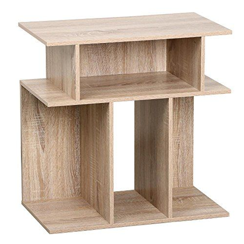 Yaheetech 3 Tier Accent Side Table End Console