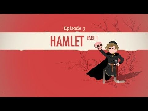 ▶ Ghosts, Murder, and More Murder - Hamlet Part I: Crash Course Literature 203 - YouTube