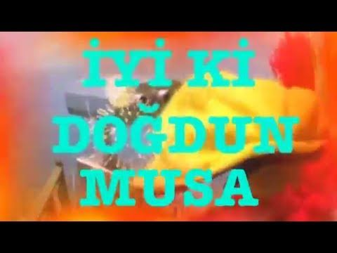 Iyi Ki Dogdun Musa 2 Versiyon Komik Dogum Gunu Mesaji Dogumgunu Videosu Made In Turkey Youtube Dogum Gunu Mesajlari Dogum Gunu Dogum Gunu Tebrik