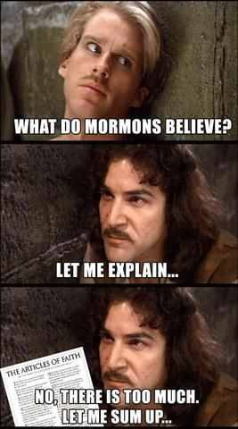 Best of #Mormon and #LDS Humor: