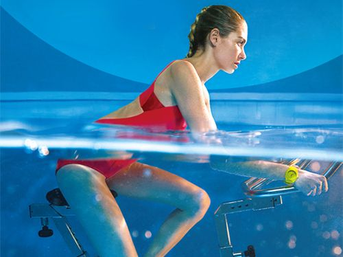 Hydro-Fit: a new way to workout