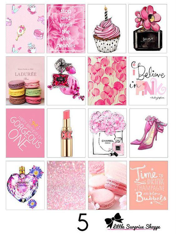 Fashion Icon Erin Condren Stickers por LittleSurpriseShop en Etsy