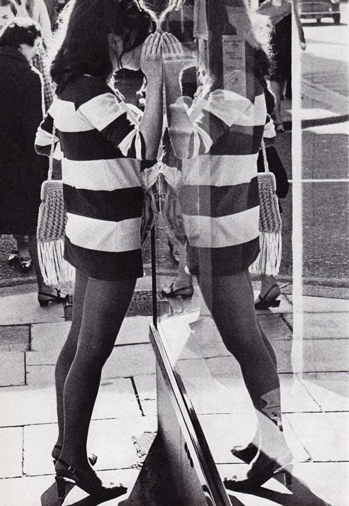 London reflections 1969