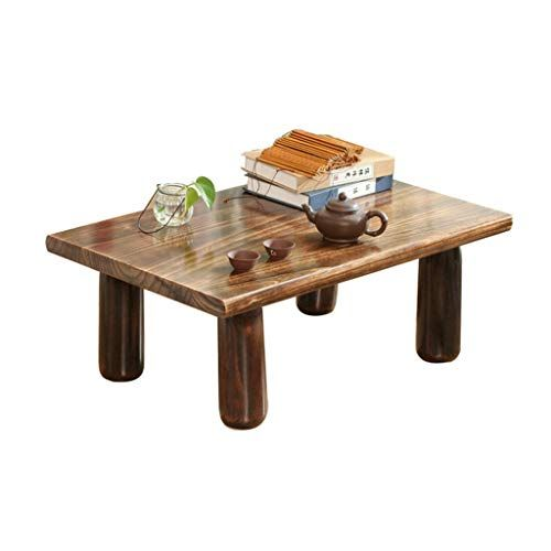 Family History Solid Wood Coffee Table Japanese Style Household