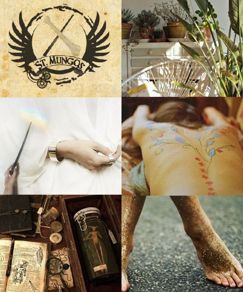 Harry Potter Aesthetics St Mungo S Hospital For Magical Maladies And Injuries A Wizarding Hospital L Harry Potter Aesthetic Harry Potter Characters Potter