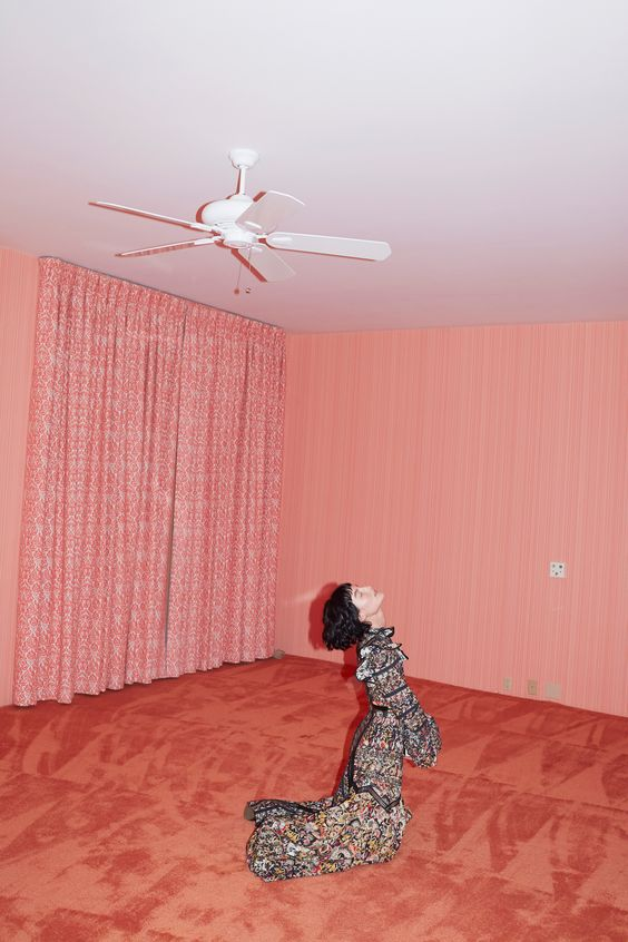 Direct From Palm Springs: Juergen Teller's Photos of Louis Vuitton Cruise - Gallery - Style.com