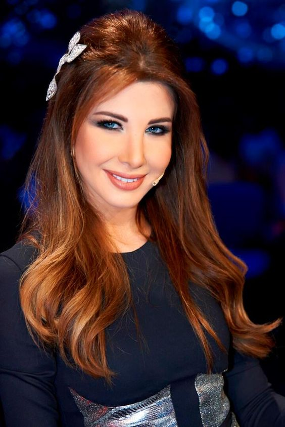 Site Web Coiffures, Coiffures Wed, Musique Nancy, Ajram Arab, Arabians De Beauté, Cheveux, Hairstyles Nancy, Nansy Ajram, Nancy AjramS