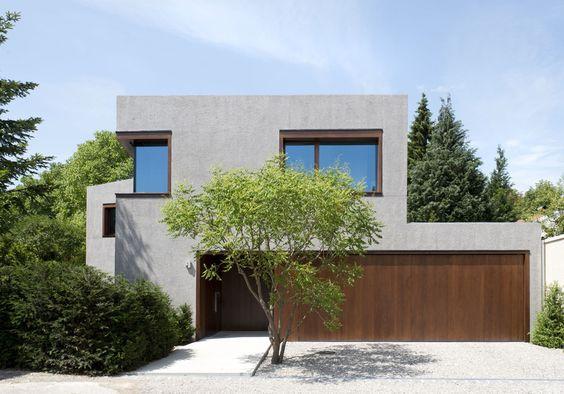 360° Familienfreundliches Haus in Wiesbaden Wiesbaden, Modern - fassadenfarben fur hauser