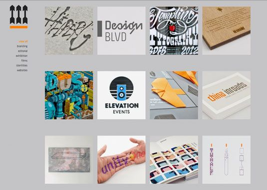 Charming Sample Graphic Design Portfolio
