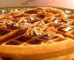 Buttermilk Waffles by G. Garvin