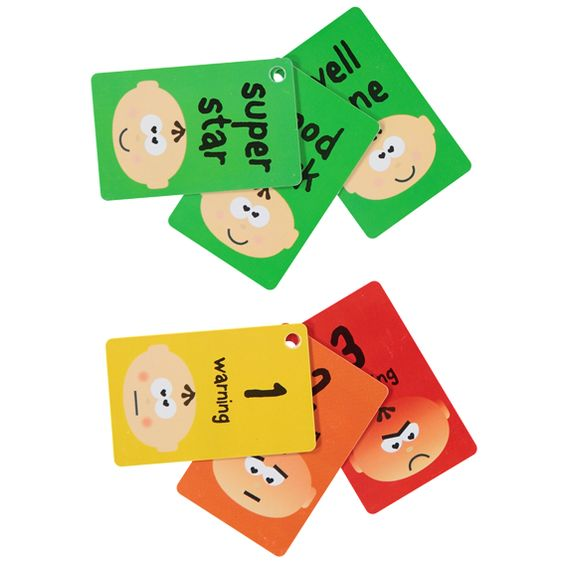 Our Warn & Reward Cards are designed to bring out the best in your little one; promoting good behaviour wherever you are!
