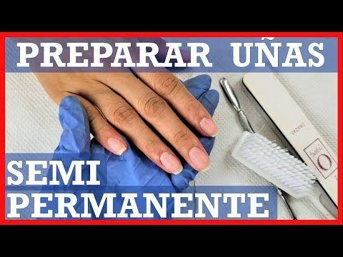 Como Preparar Uñas Para Esmaltado Semipermanente Paso A Paso
