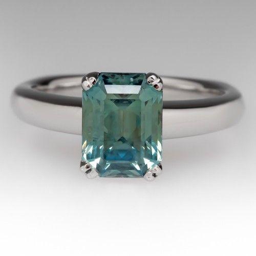 http://rubies.work/1024-sapphire-ring/ Montana Blue Green Sapphire Ring
