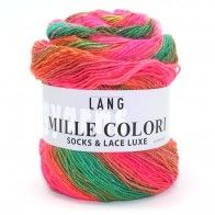 Lang Yarns Mille Colori Socks & Lace Luxe
