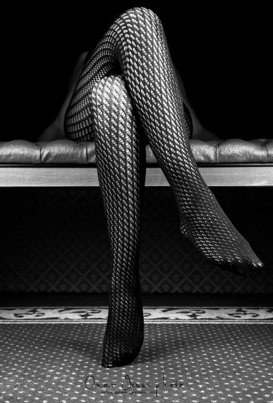 mailles & fishnets