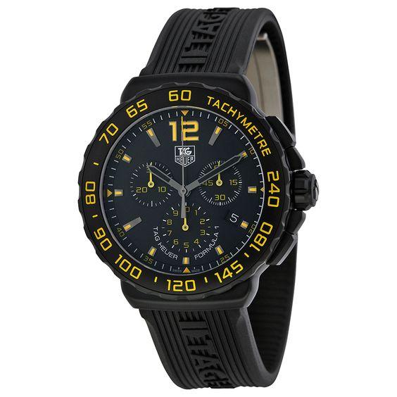 Tag Heuer Formula 1 Stealth Watch