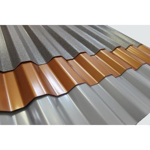 Tuftex Deckdrain Tan Plastic Under Deck Ceiling Slope Building Bracket Lowes Com Under Deck Ceiling Roof Panels Corrugated Plastic Panels