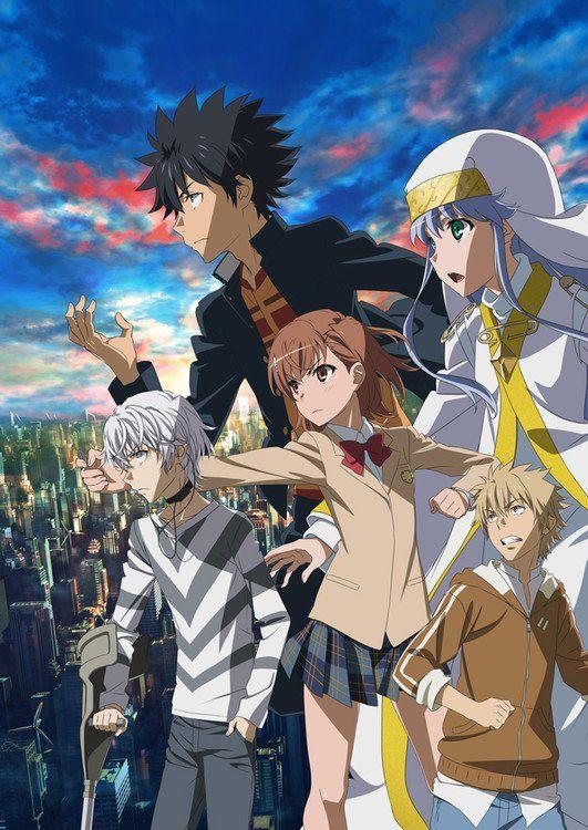 A Certain Magical Index Season 3 Anime S Teaser Promo Streamed Anime Latest Anime Anime Dubbed