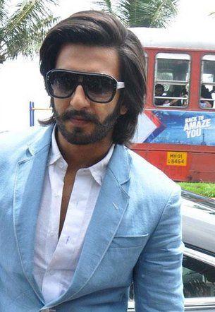 a2a61e8d1647ad8f106526a765ed0cc3 Ranveer Singh Hairstyles-20 Best Hairstyles of Ranveer Singh
