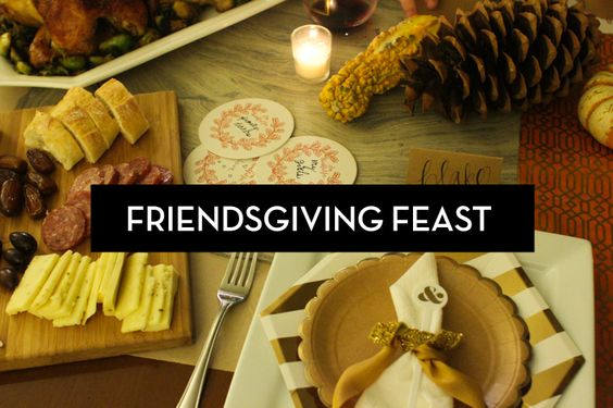 Friendsgiving | Shindig Paperie