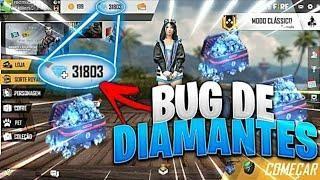 Melhor Bug Para Ganhar Diamantes Infinitos No Free Fire Nova
