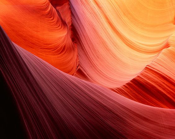 Sandstone,slot canyon