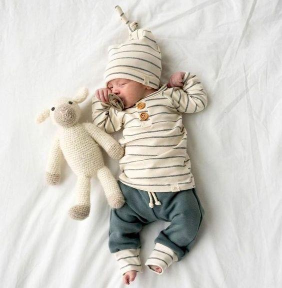 55 Cool Newborn Baby Boy Clothes (22