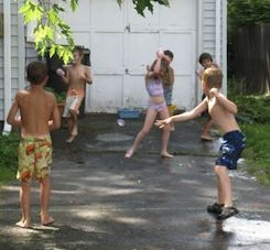 water games for #kids #summer