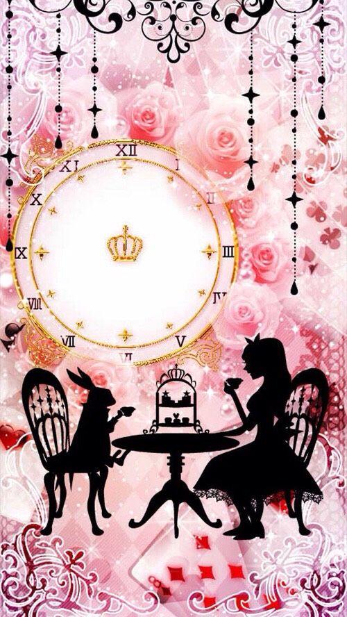 Alice In Wonderland Backgrounds Alice In Wonderland