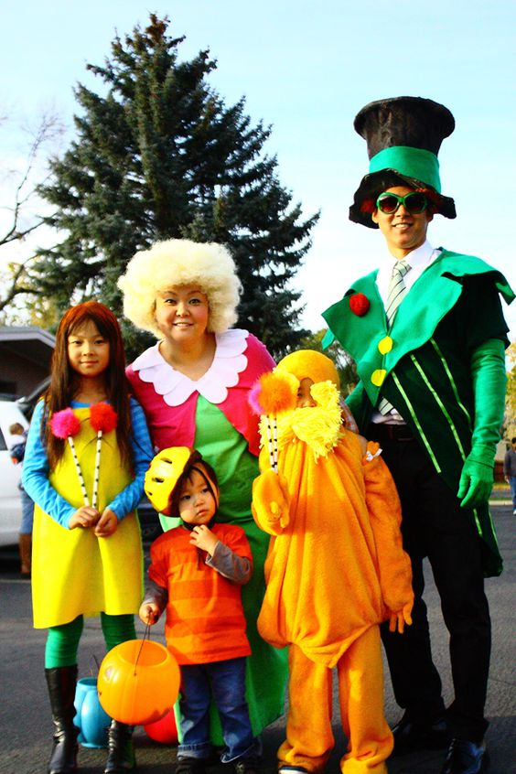 lorax the lorax and halloween costumes on pinterest