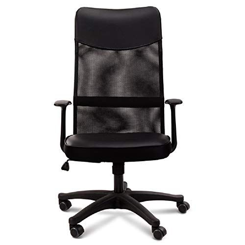 Enterprise Executive Chair With Headrest White Office Chair Adjustable Office Chair Modern Office Chair