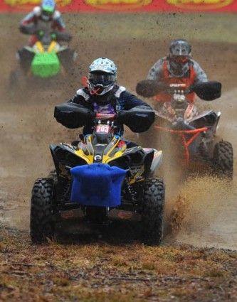Can-Am ATV Racing GNCC