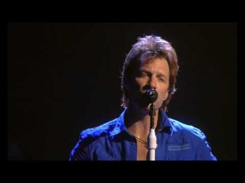 Hallelujah - Bon Jovi [Live]..... Still gives me the chills to hear him sing this....
