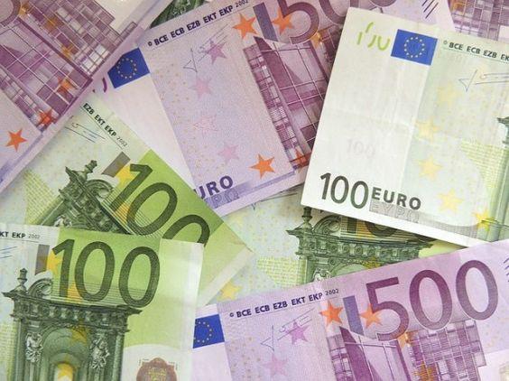 Geldgesteuert - immer wenn ich welches sehe, will ich es haben!