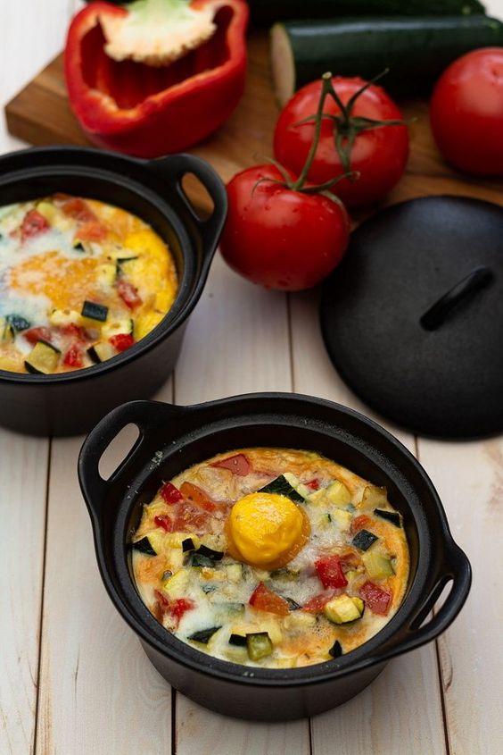 Dinner Eggs Healthy + Dinner Eggs