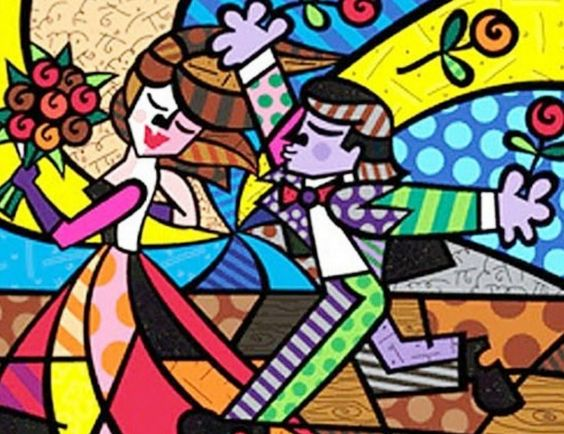 Club del Arte Latino: El arte de Romero Brito