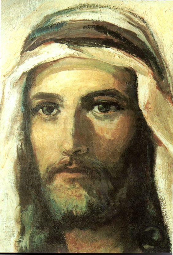 JESÚS, el Hijo de María, el Nazareno, el Salvador de tu alma, Redentor de la humanidad.:
