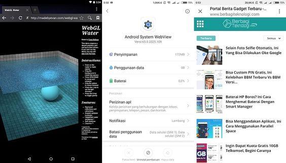 Apa Fungsi Android System Webview Android Yang Pada Dasarnya Terdiri Dari Beberapa Bagian Kecil Sehingga Ada Kemungkinan Untuk Menemu Android Aplikasi Portal
